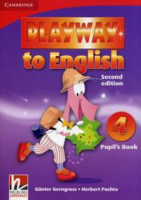 Playway To English Level 4