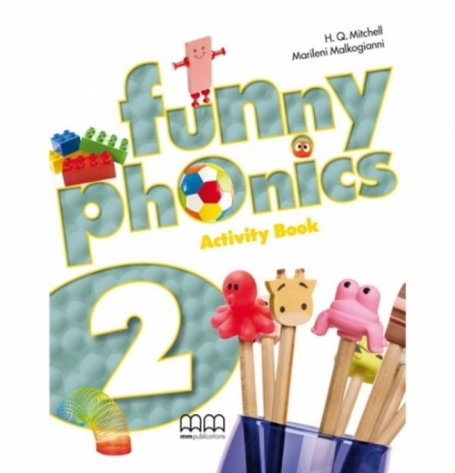 Mitchell H.Q., Malkogianni Marileni Funny Phonics 2. Activity Book