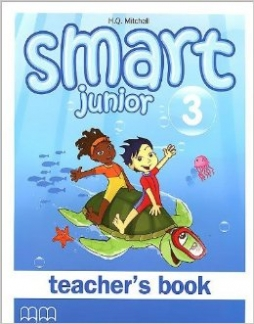 Mitchell H.Q. - Smart Junior 3. Teacher's Book