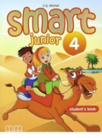 Mitchell H.Q. - Smart Junior. Level 4. Student's Book