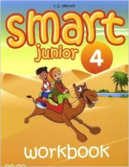 Mitchell H.Q. Smart Junior. Level 4. Workbook