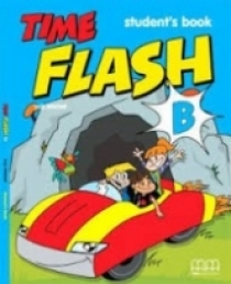 Mitchell H.Q., Parker S. - Time Flash B. Student's Book