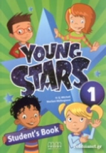 Malkogianni Marileni, Mitchell Q.H. Young Stars 1 Student's Book