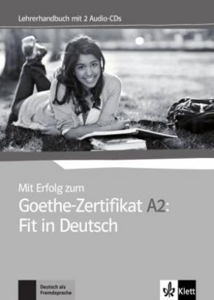 Mit Erfolg Zum Goethe Zertifikat A2 Fit In Dlhbcd купить C