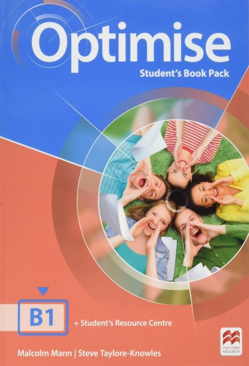 Mann M., Taylore-Knowless S. Optimise. B1. Student's Book Pack