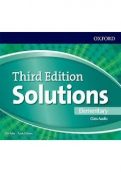 Solutions: Elementary . Audio CD.
