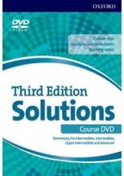 Davies Paul, Falla Tim Solutions. Elementary - Advanced DVD. DVD