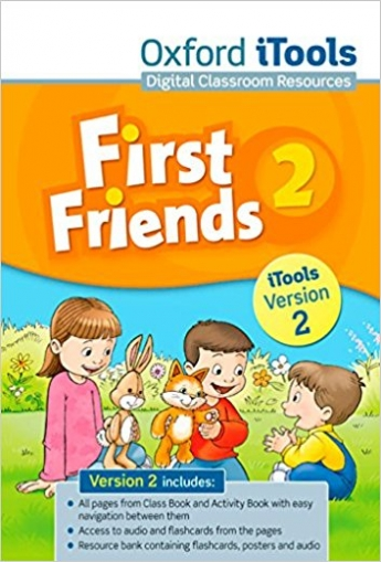 First Friends 2. Teachers Itools. DVD