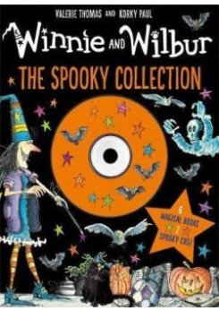 Winnie & Wilbur: The Spooky Collection. 6 Books and 2 CD-ROMs. CD-ROM