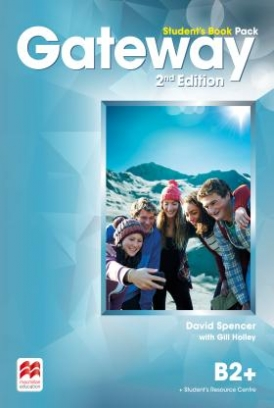 Spencer D. Gateway B2+. Digital Student's Book Pack (2nd Edition) . ЦИФРОВАЯ КНИГА - НЕ БУМАЖНАЯ