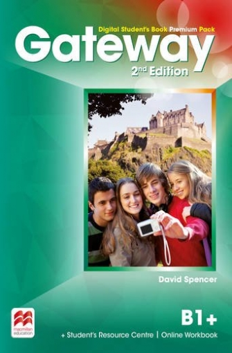 Spencer D. Gateway B1+. Digital Student's Book Premium Pack (2nd Edition)