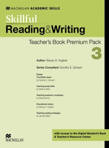 Bohlke David Skillful Reading and Writing 3. Teacher's Book + Digital Student's Book + Digibook Pack