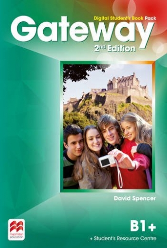 Spencer D. Gateway B1+. Digital Student's Book Pack (2nd Edition). ЦИФРОВАЯ КНИГА - НЕ БУМАЖНАЯ