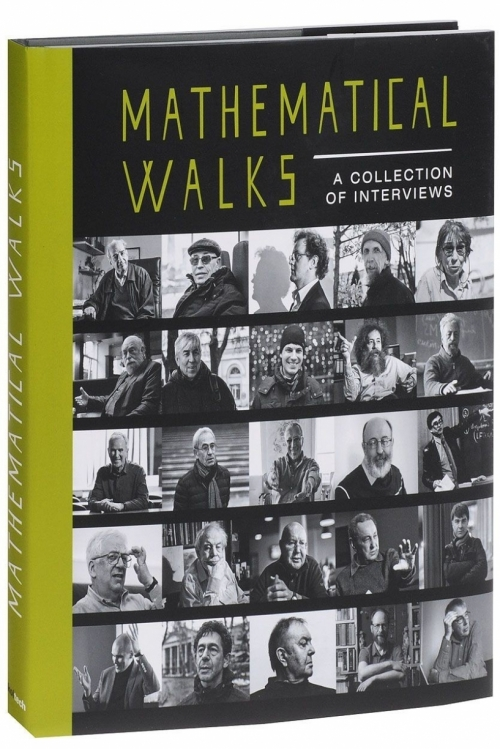 Mathematical Walks: A Collection of Interviews