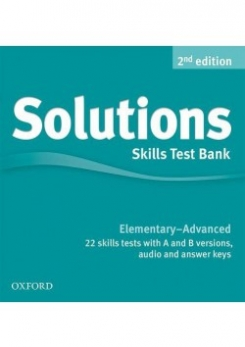 Davies Paul, Falla Tim Solutions Skills Elementary - Advanced: Test Bank MultiROM. CD-ROM