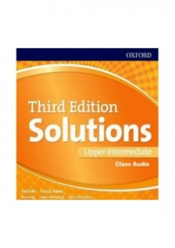 Davies Paul, Falla Tim Solutions: Upper-Intermediate. Audio CD