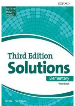Solutions. Elementary Workbook