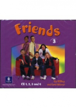 CD-ROM. Friends 3