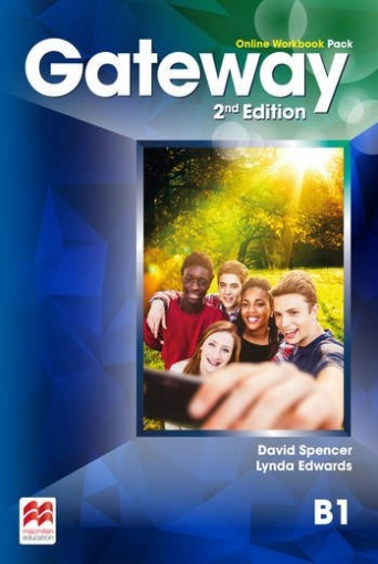 Spencer D. ЦИФРОВАЯ КНИГА - НЕ БУМАЖНАЯ. Gateway B1. Online Workbook Pack (2nd Edition)