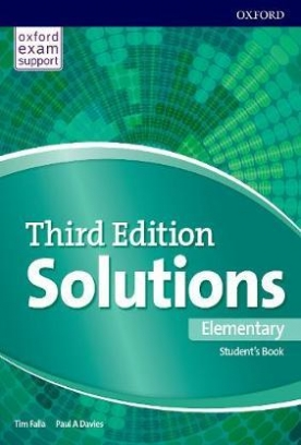 Solutions. Elementary: Student's Book with Online Practice Pack