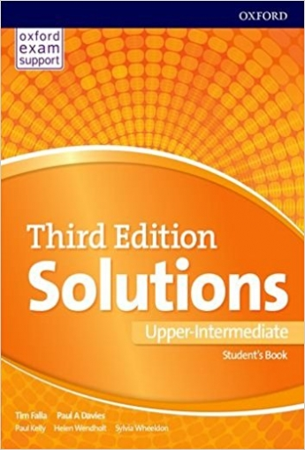 Solutions. Upper Intermediate: Student's Book with Online Practice