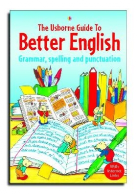 R., Gee Usborne guide to better english
