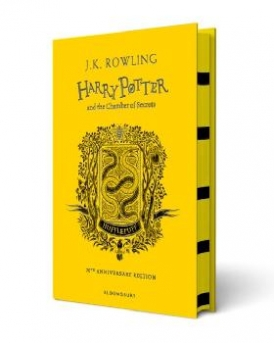 Rowling J.K. Harry Potter and the Chamber of Secrets – Hufflepuff Edition