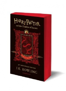 Rowling J.K. Harry Potter and the Chamber of Secrets – Gryffindor Edition