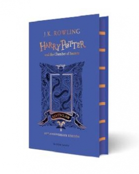 Rowling J.K. Harry Potter and the Chamber of Secrets – Ravenclaw Edition