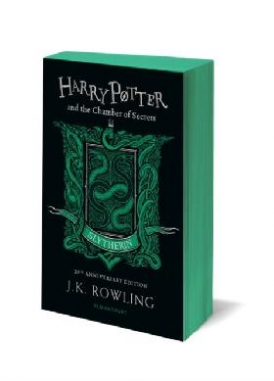 Rowling J.K. Harry Potter and the Chamber of Secrets – Slytherin Edition