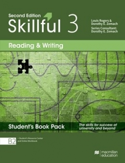 Rogers Louis, Zemach Dorothy Skillful 3. Reading and Writing. Student's Book Pack