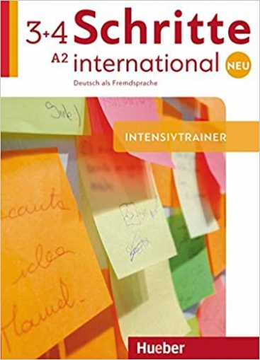 Niebisch Daniela Schritte international Neu 3+4 (А2). Intensivtrainer mit Audio-CD