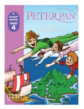 Mitchell H.Q. Peter Pan. Student's Book