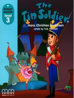Mitchell H.Q. Tin Soldiet. Student's Book