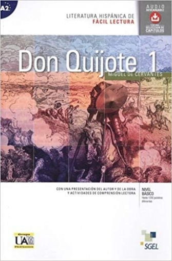 Begona Rodriguez Don Quijote de la Mancha 1 + Audio descargable