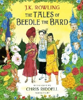 Rowling J.K. The Tales of Beedle the Bard Illustrated