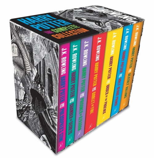 Rowling J.K. Harry Potter Boxed Set