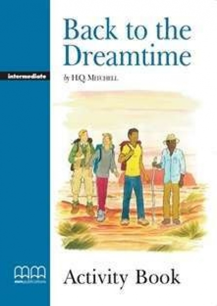 Mitchell H.Q. Back To The Dreamtime. Activity Book