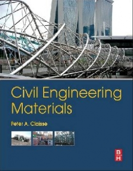 Peter A. Claisse Civil Engineering Materials