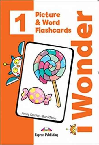 Dooley Jenny, Obee Bob iWonder 1. Picture & Word Flashcards