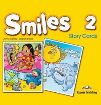 Evans Virginia, Dooley Jenny - Smiles 2. Story Cards