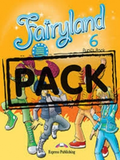 Evans Virginia, Dooley Jenny Fairyland 6. Book with Pupil's Audio CD and DVD
