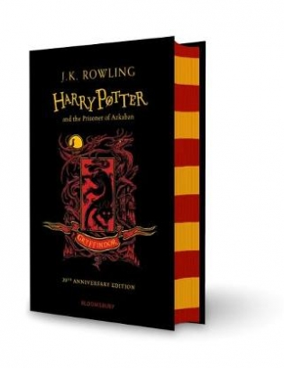 Rowling J.K. Harry Potter and the Prisoner of Azkaban. Gryffindor Edition