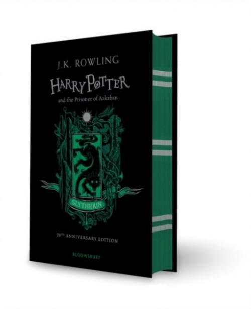 Rowling J.K. Harry Potter and the Prisoner of Azkaban. Slytherin Edition
