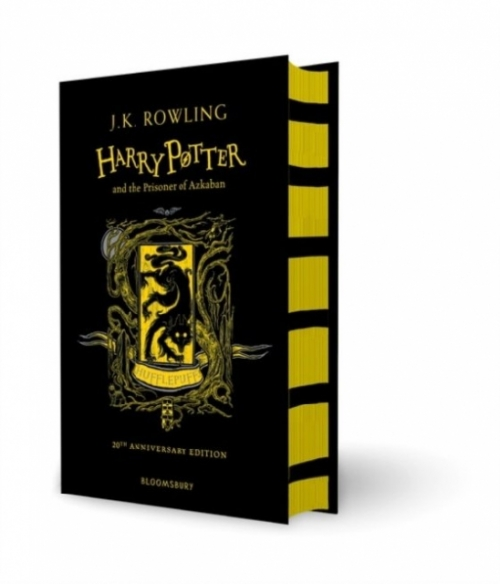 Rowling J.K. Harry Potter and the Prisoner of Azkaban. Hufflepuff Edition