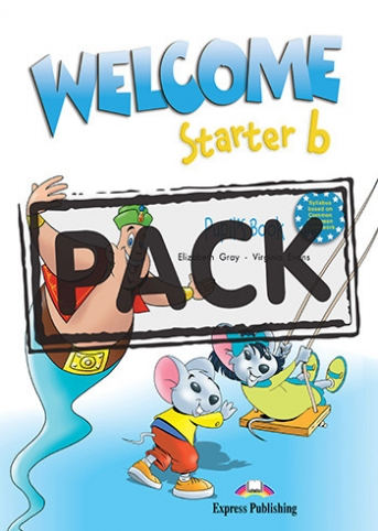 Welcome Starter B. Pupil's Book with Pupil's CD