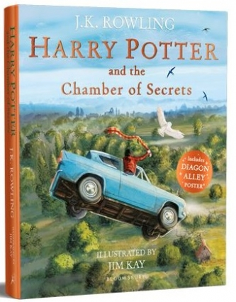 Rowling J.K. Harry Potter and the Chamber of Secrets