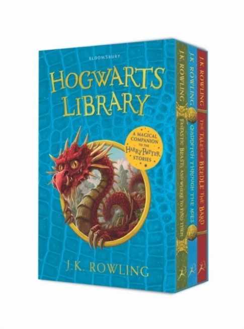 Rowling J.K. Hogwarts library box set