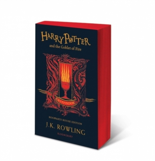Rowling J.K. Harry Potter and the Goblet of Fire - Gryffindor Edition