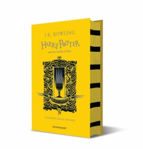Rowling J.K. Harry Potter and the Goblet of Fire - Hufflepuff Edition